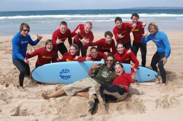 Mojo Surf School