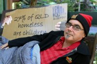 Sleeping Rough to raise funds for Homeless