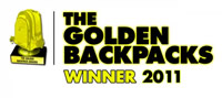 The Golden Backpacks Winner