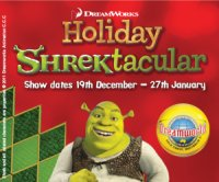 Shrek at Dreamworld
