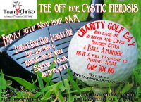 Tee off for Cystic Fibrosis